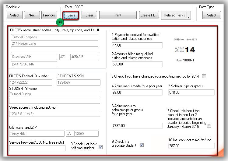 leave request, employment application, us passport application, html paper, on 1098t form example